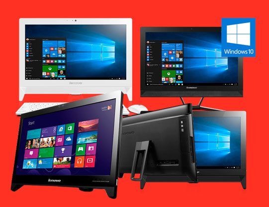 All in One Lenovo